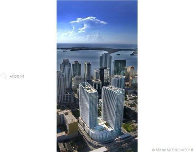 1111 SW 1st Avenue, Miami, FL 33130 (North) and 79 SW 12th Street, Miami, FL 33130 (South), Axis #2206-S, Brickell, Miami A10062448 image #1
