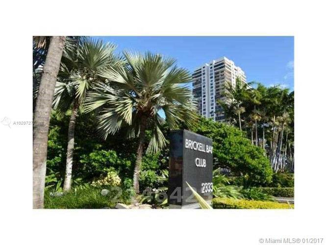 2333 Brickell Avenue, Miami Fl 33129, Brickell Bay Club #501, Brickell, Miami A10207277 image #1