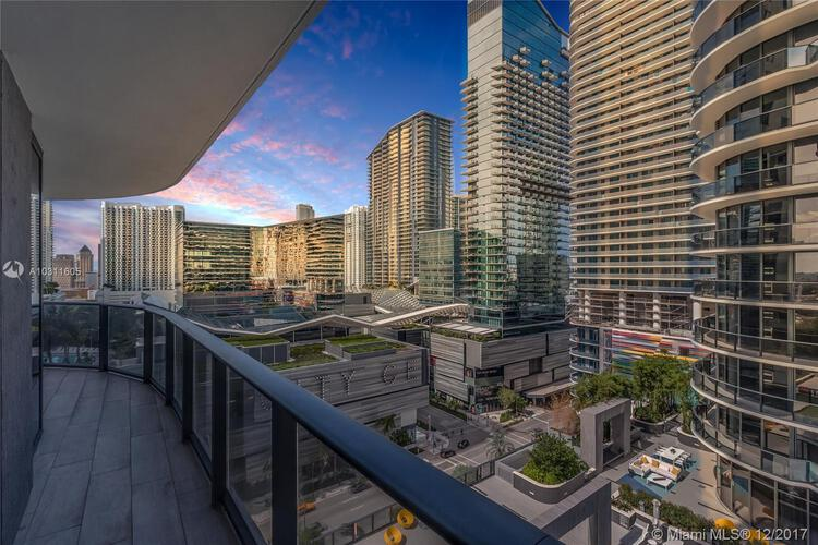 55 SW 9th St, Miami, FL 33130, Brickell Heights West Tower #1401, Brickell, Miami A10311605 image #1