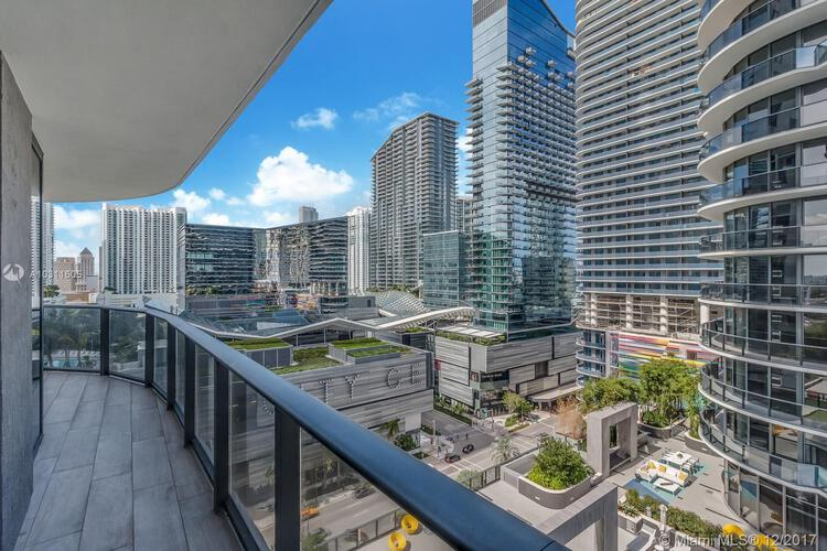 55 SW 9th St, Miami, FL 33130, Brickell Heights West Tower #1401, Brickell, Miami A10311605 image #3