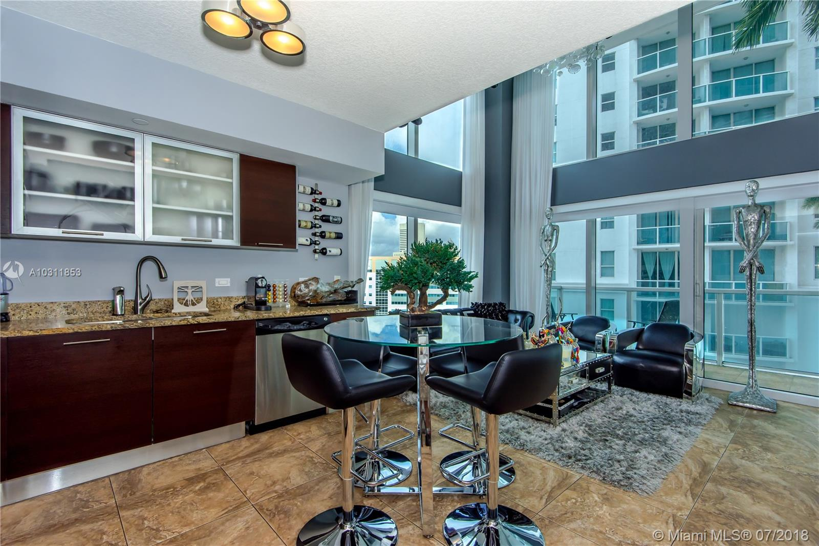 41 SE 5th Street, Miami, FL 33131-2504, Brickell on the River South #717, Brickell, Miami A10311853 image #9