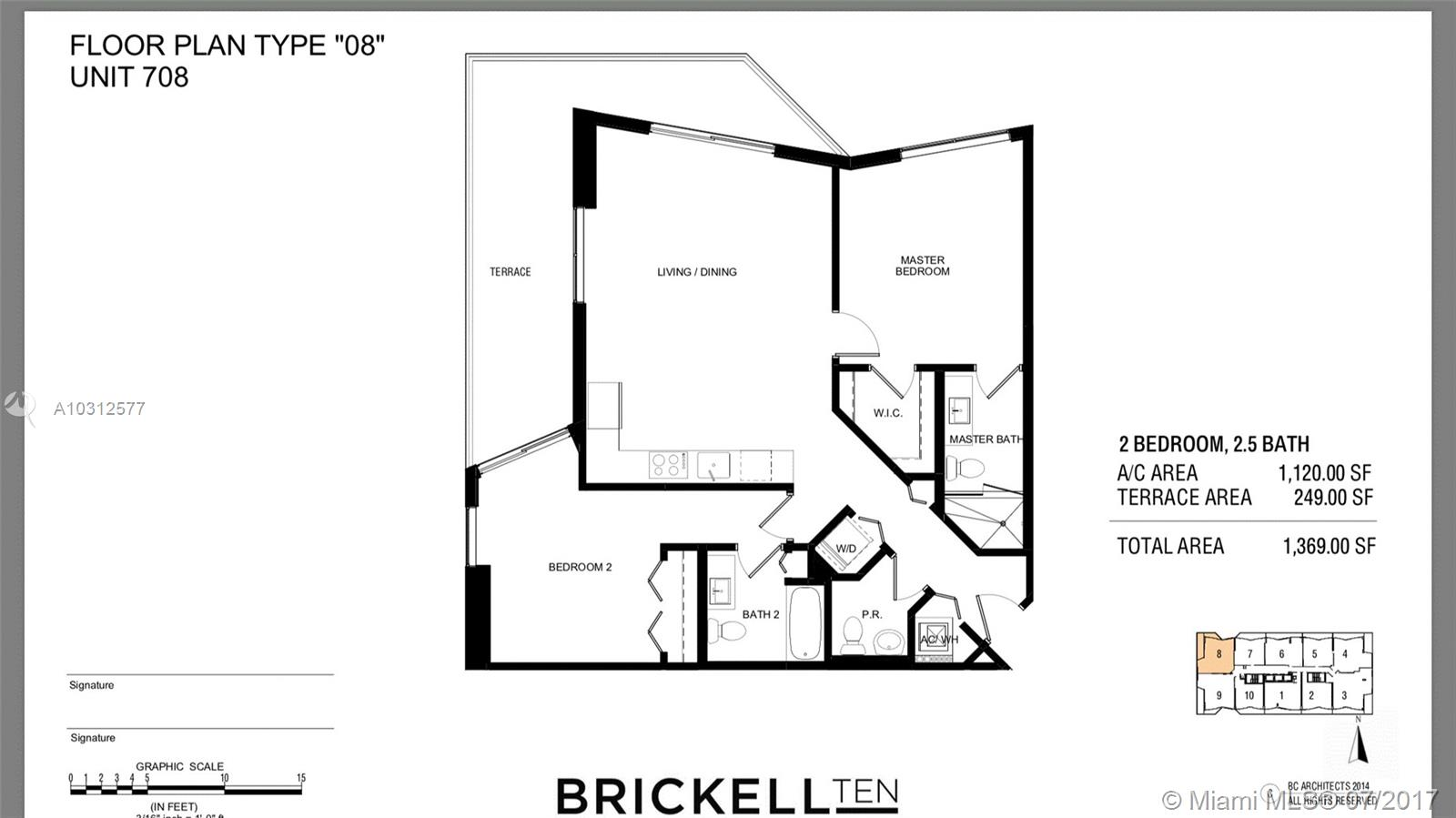 Brickell Ten image #21