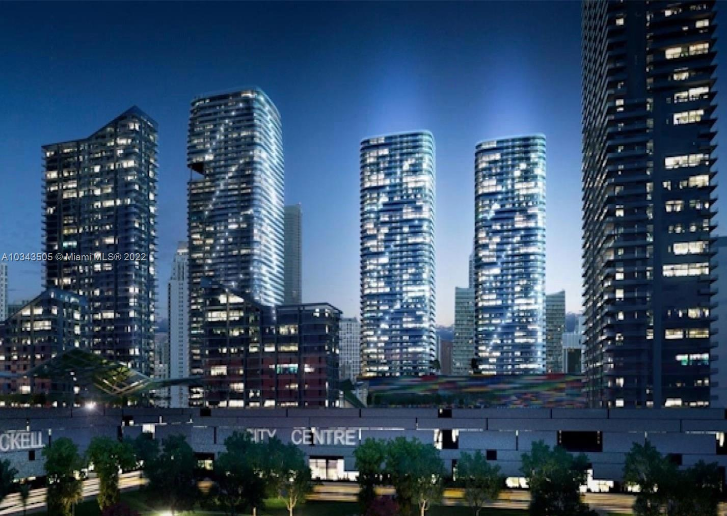55 SW 9th St, Miami, FL 33130, Brickell Heights West Tower #2507, Brickell, Miami A10343505 image #3