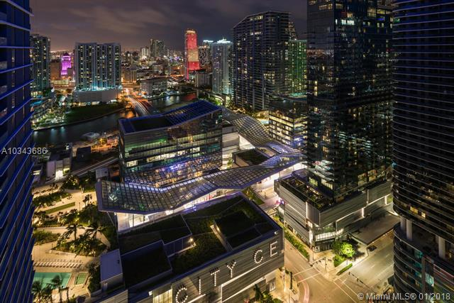 55 SW 9th St, Miami, FL 33130, Brickell Heights West Tower #3601, Brickell, Miami A10343686 image #11