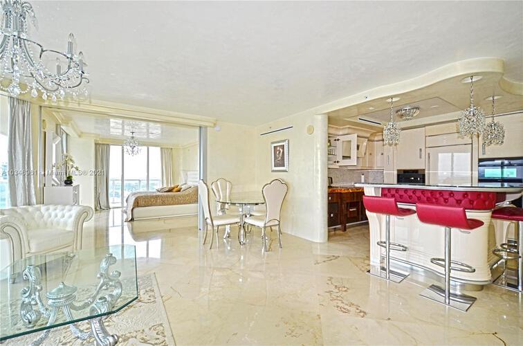 La Perla Unit  2508 Condo For Rent In Sunny Isles Beach
