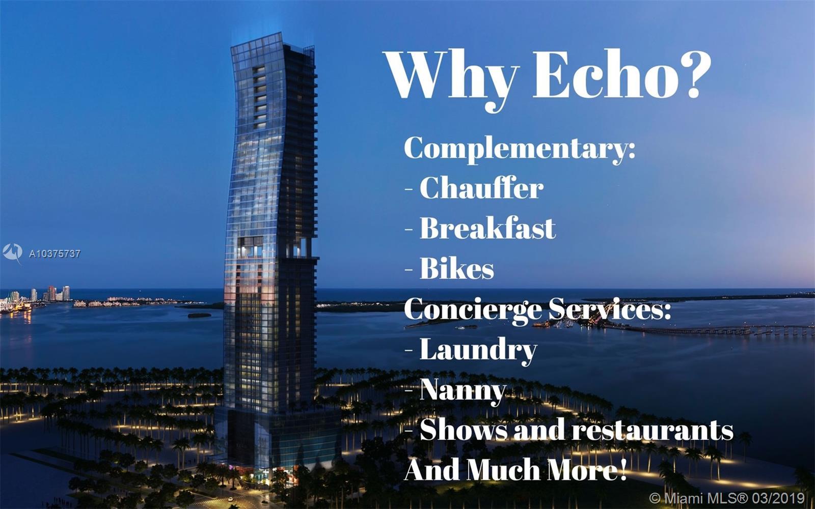 1451 Brickell Avenue, Miami, FL 33131, Echo Brickell #1003, Brickell, Miami A10375737 image #4