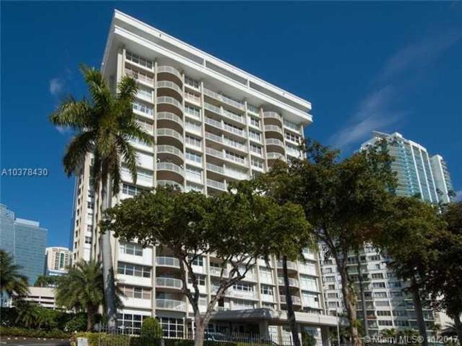 1420 S. Bayshore Drive, Miami, FL 33131, Bayshore Place #1404B, Brickell, Miami A10378430 image #1