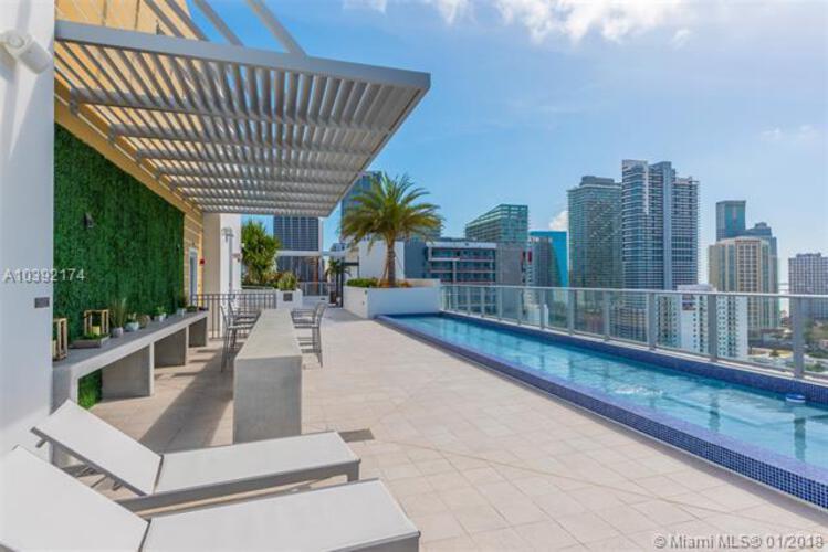 1010 SW 2nd Avenue, Miami, FL 33130, Brickell Ten #1204, Brickell, Miami A10392174 image #24