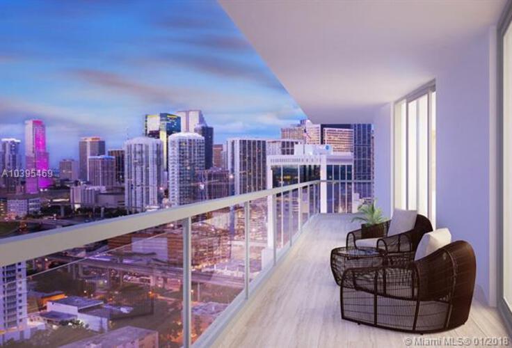 1010 SW 2nd Avenue, Miami, FL 33130, Brickell Ten #2006, Brickell, Miami A10395469 image #4