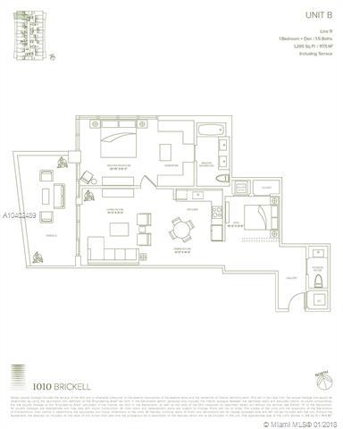 1010 Brickell Unit 2811 Condo For Rent In Brickell