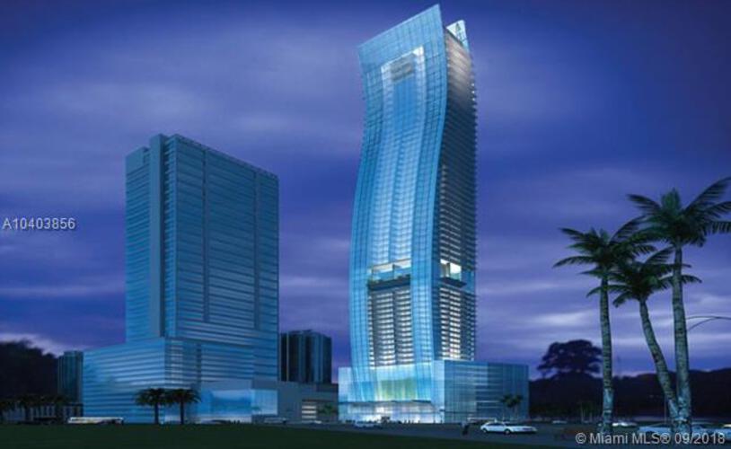 1451 Brickell Avenue, Miami, FL 33131, Echo Brickell #2801, Brickell, Miami A10403856 image #1