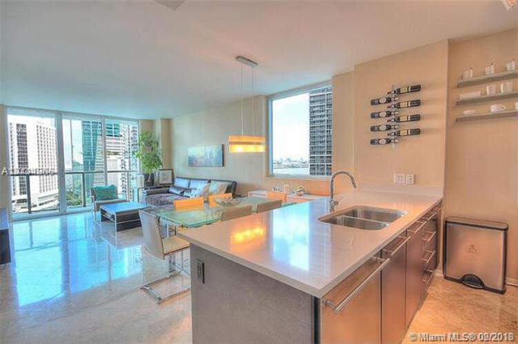 500 Brickell Avenue and 55 SE 6 Street, Miami, FL 33131, 500 Brickell #1507, Brickell, Miami A10411366 image #1