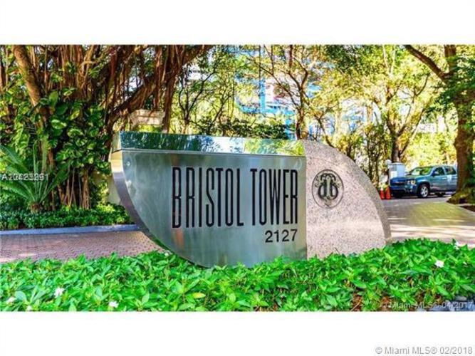 2127 Brickell Avenue, Miami, FL 33129, Bristol Tower Condominium #504, Brickell, Miami A10423291 image #19