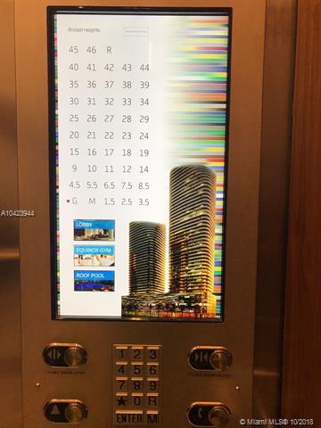 , Brickell Heights East Tower #2001, Brickell, Miami A10423944 image #36