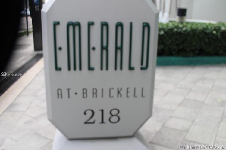 218 SE 14th St, Miami, Fl 33131, Emerald at Brickell #1906, Brickell, Miami A10435359 image #31