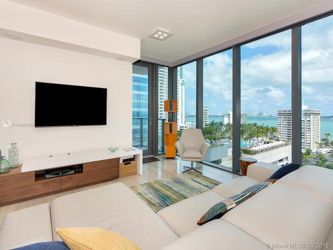 1451 Brickell Avenue, Miami, FL 33131, Echo Brickell #1101, Brickell, Miami A10440250 image #4