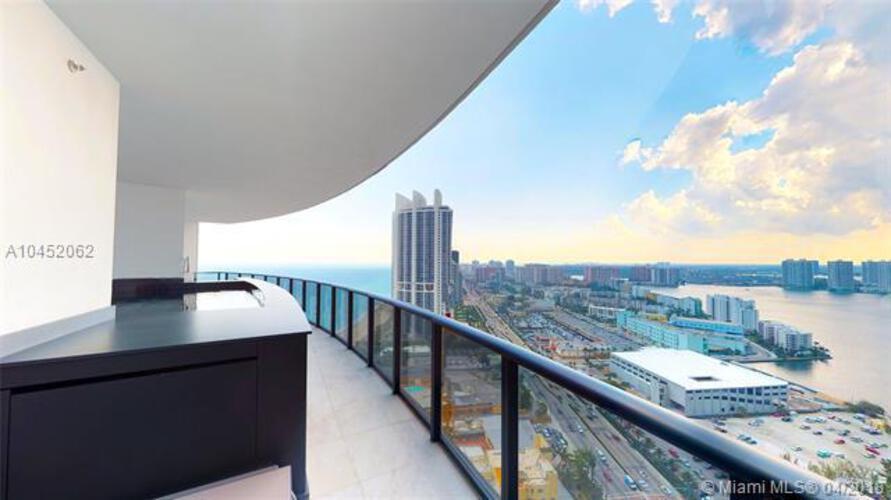 Porsche Design Tower Unit 2803 Condo For Rent In Sunny Isles Beach
