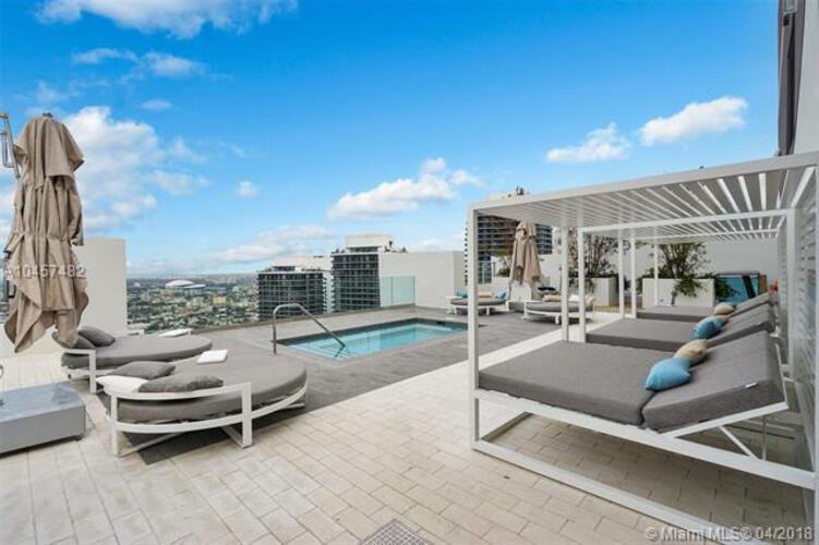 1010 Brickell Avenue, Miami, FL 33131, 1010 Brickell #4507, Brickell, Miami A10457482 image #13