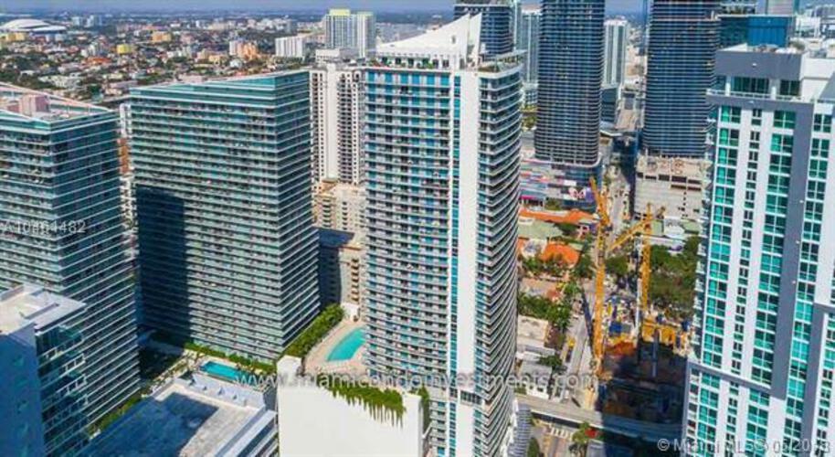 1100 S Miami Ave, Miami, FL 33130, 1100 Millecento #3703, Brickell, Miami A10461482 image #31