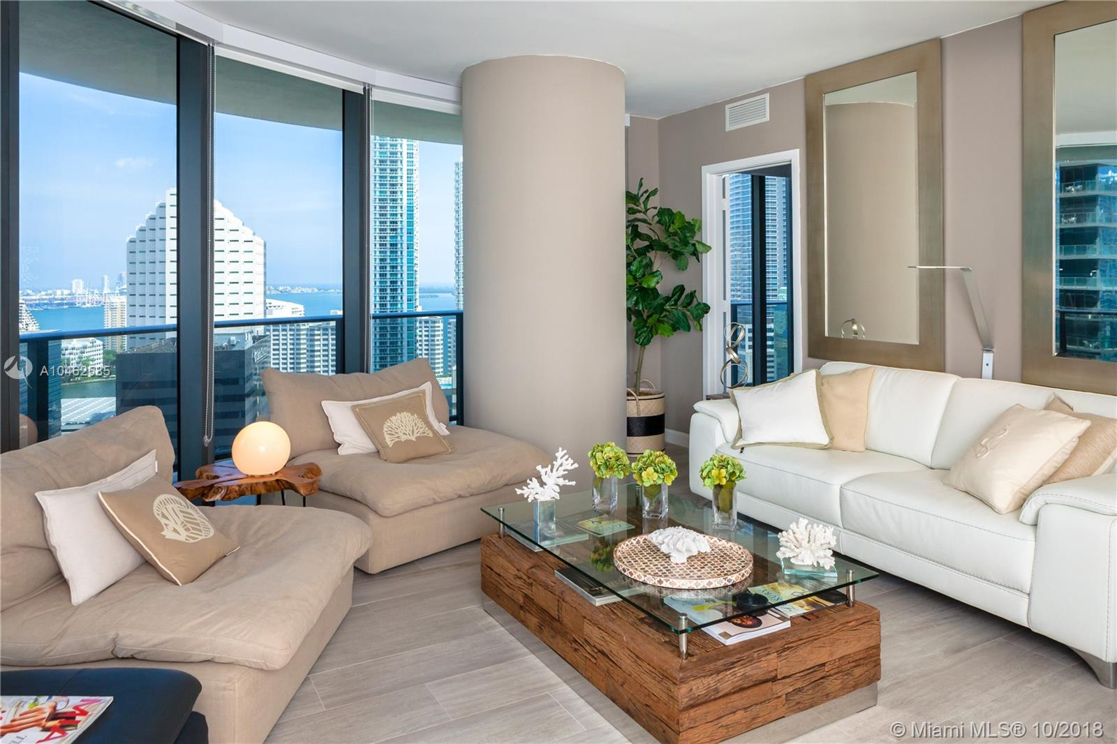 45 SW 9th St, Miami, FL 33130, Brickell Heights East Tower #2401, Brickell, Miami A10462585 image #1