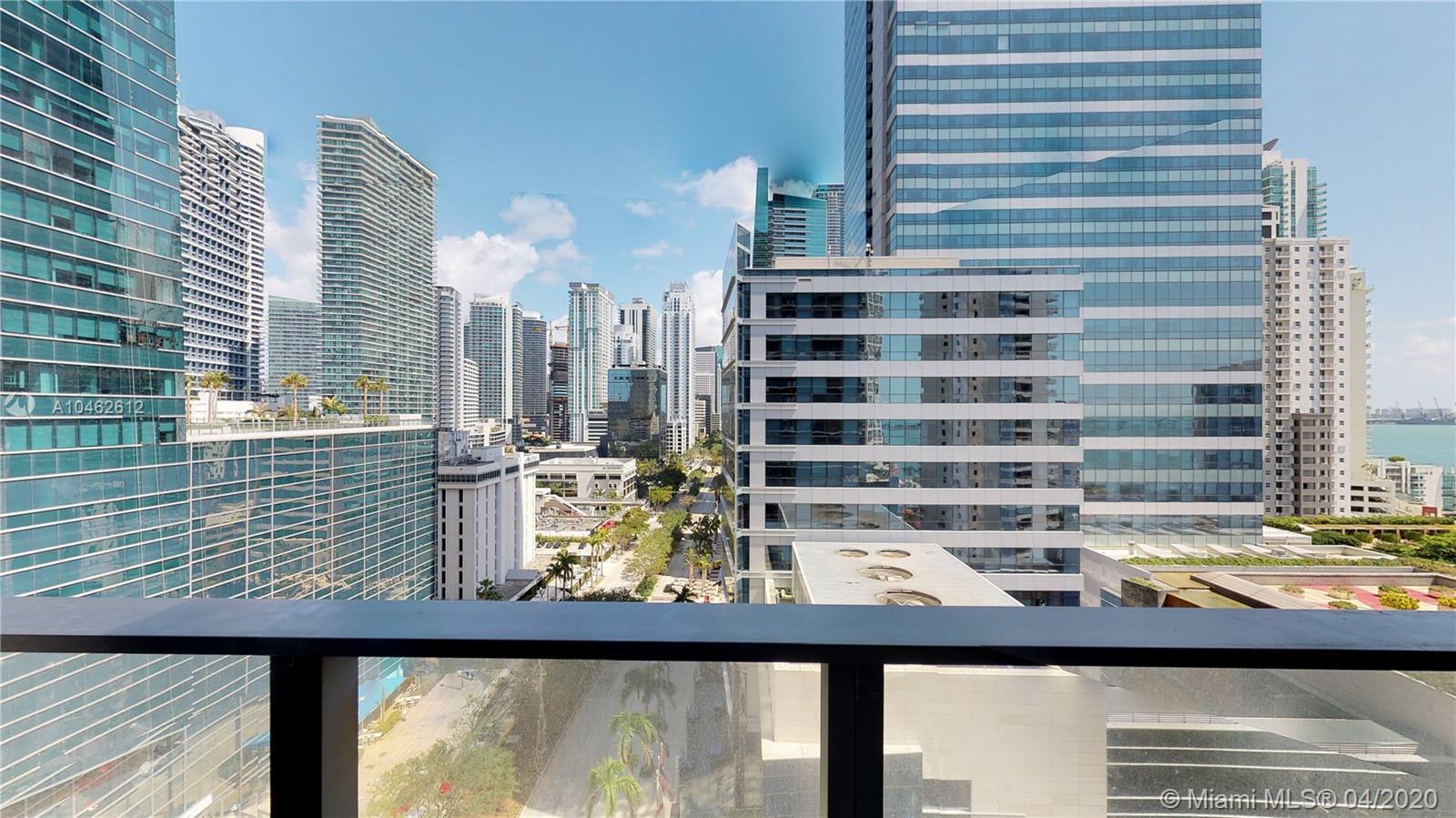 1451 Brickell Avenue, Miami, FL 33131, Echo Brickell #1406, Brickell, Miami A10462612 image #3