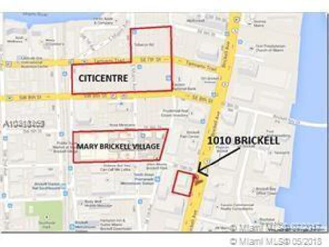 1010 Brickell Avenue, Miami, FL 33131, 1010 Brickell #3811, Brickell, Miami A10466105 image #4