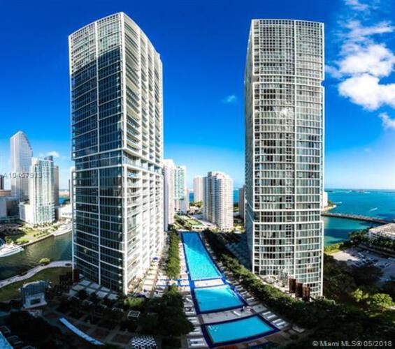 Icon Brickell III (W Miami) Unit #2610 Condo for Rent in