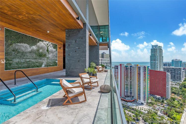 1451 Brickell Avenue, Miami, FL 33131, Echo Brickell #PH5001, Brickell, Miami A10470077 image #16