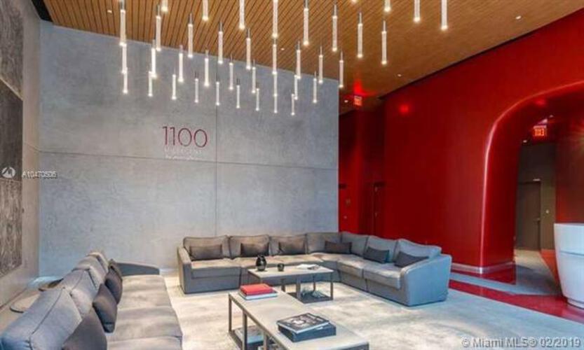 1100 S Miami Ave, Miami, FL 33130, 1100 Millecento #2507, Brickell, Miami A10470506 image #4