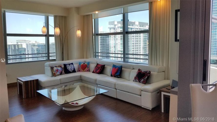 1395 Brickell Avenue, Miami, Florida 33131, Conrad Mayfield #3101, Brickell, Miami A10491285 image #1