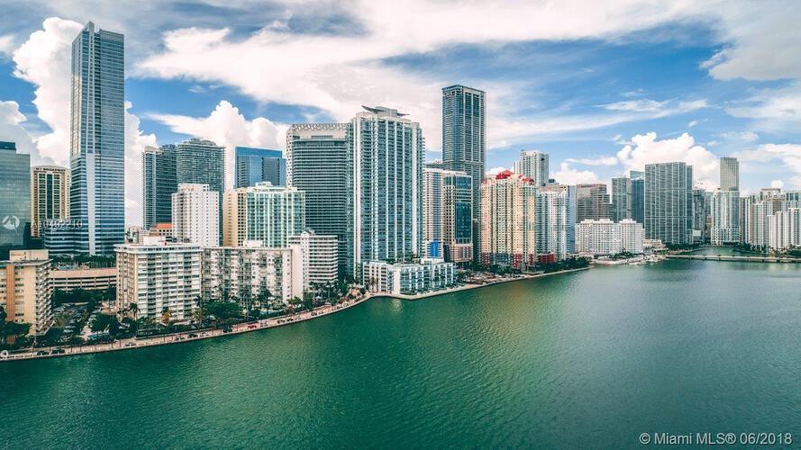 905 Brickell Bay Drive, Miami, FL 33131, Four Ambassadors #230, Brickell, Miami A10492210 image #1
