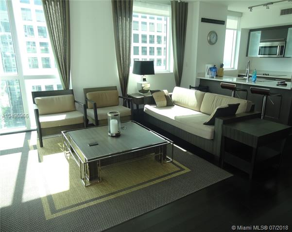 500 Brickell Avenue and 55 SE 6 Street, Miami, FL 33131, 500 Brickell #3802, Brickell, Miami A10496966 image #2