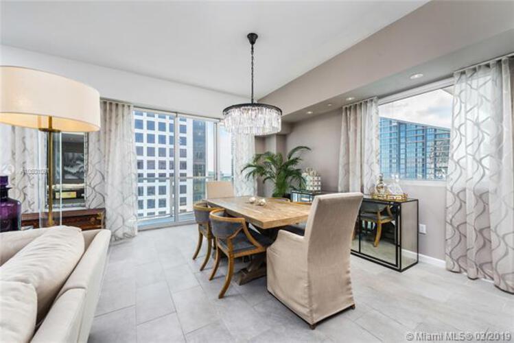 500 Brickell Avenue and 55 SE 6 Street, Miami, FL 33131, 500 Brickell #PH-1, Brickell, Miami A10501091 image #4