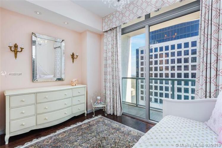 500 Brickell Avenue and 55 SE 6 Street, Miami, FL 33131, 500 Brickell #PH-1, Brickell, Miami A10501091 image #12