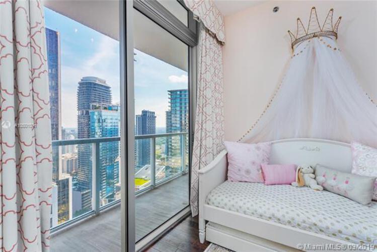 500 Brickell Avenue and 55 SE 6 Street, Miami, FL 33131, 500 Brickell #PH-1, Brickell, Miami A10501091 image #13