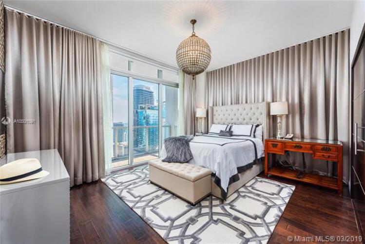 500 Brickell Avenue and 55 SE 6 Street, Miami, FL 33131, 500 Brickell #PH-1, Brickell, Miami A10501091 image #14