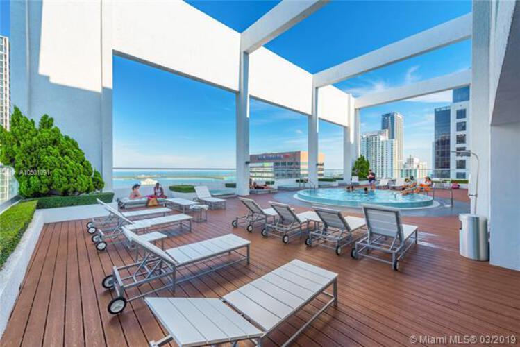 500 Brickell Avenue and 55 SE 6 Street, Miami, FL 33131, 500 Brickell #PH-1, Brickell, Miami A10501091 image #27
