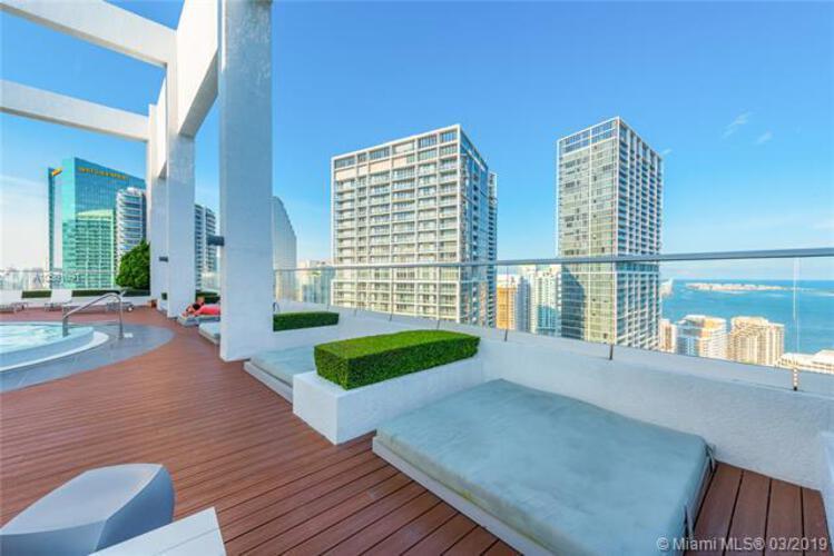 500 Brickell Avenue and 55 SE 6 Street, Miami, FL 33131, 500 Brickell #PH-1, Brickell, Miami A10501091 image #28