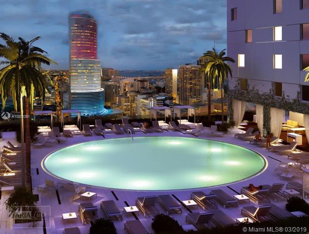 500 Brickell Avenue and 55 SE 6 Street, Miami, FL 33131, 500 Brickell #PH-1, Brickell, Miami A10501091 image #32