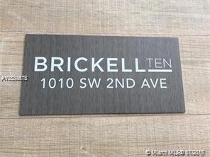 1010 SW 2nd Avenue, Miami, FL 33130, Brickell Ten #1901, Brickell, Miami A10504676 image #3