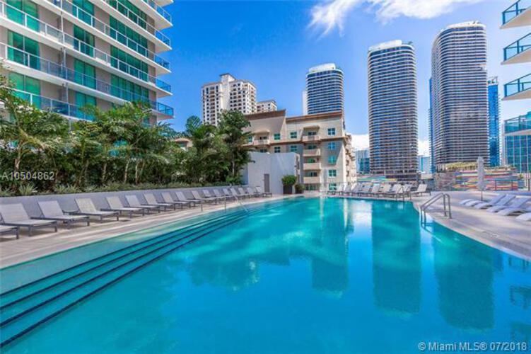 1100 S Miami Ave, Miami, FL 33130, 1100 Millecento #4207, Brickell, Miami A10504862 image #7