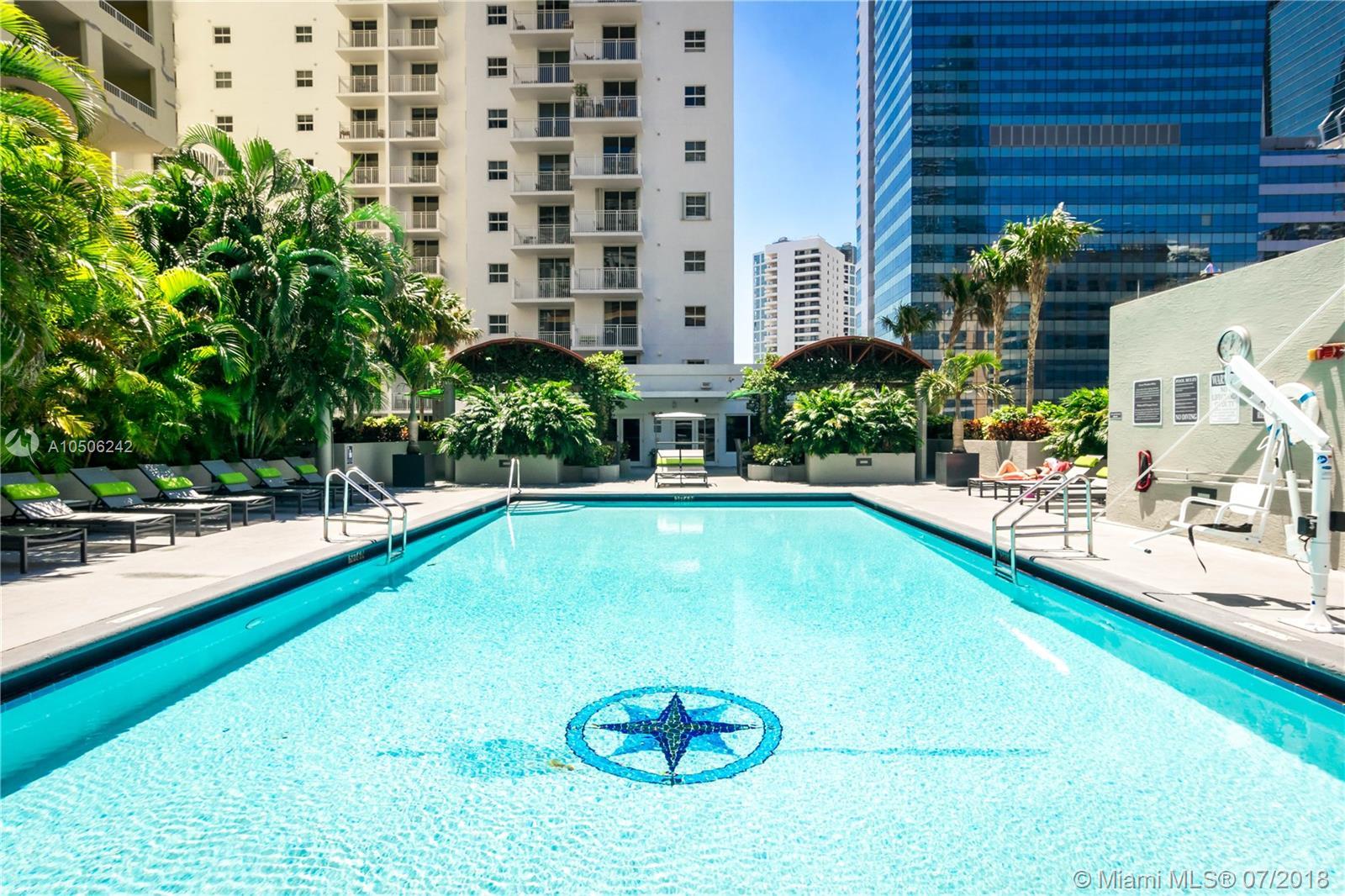 185 Southeast 14th Terrace, Miami, FL 33131, Fortune House #1812, Brickell, Miami A10506242 image #20