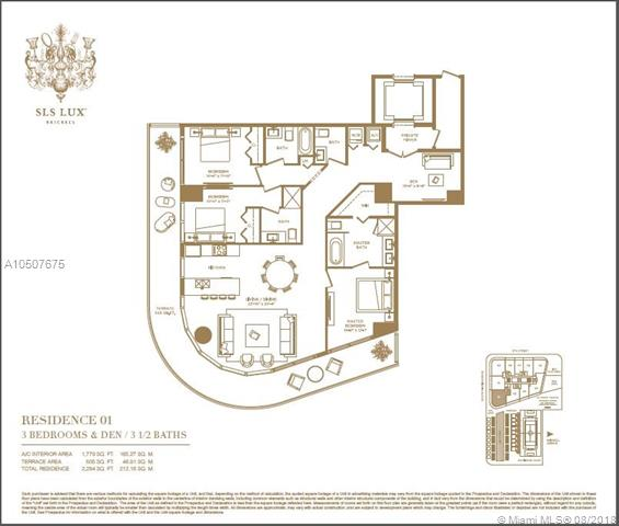 Sls Lux Brickell Unit 4701 Condo For Sale In Brickell