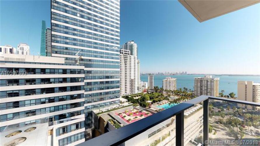 1451 Brickell Avenue, Miami, FL 33131, Echo Brickell #1701, Brickell, Miami A10507893 image #37