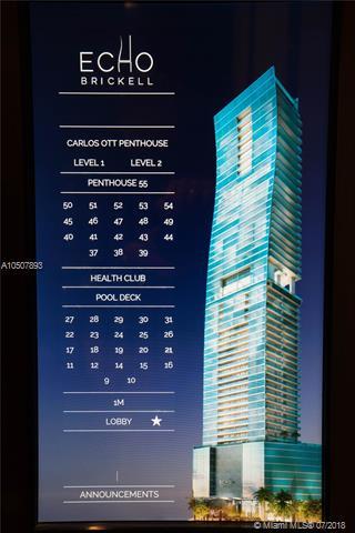 1451 Brickell Avenue, Miami, FL 33131, Echo Brickell #1701, Brickell, Miami A10507893 image #43