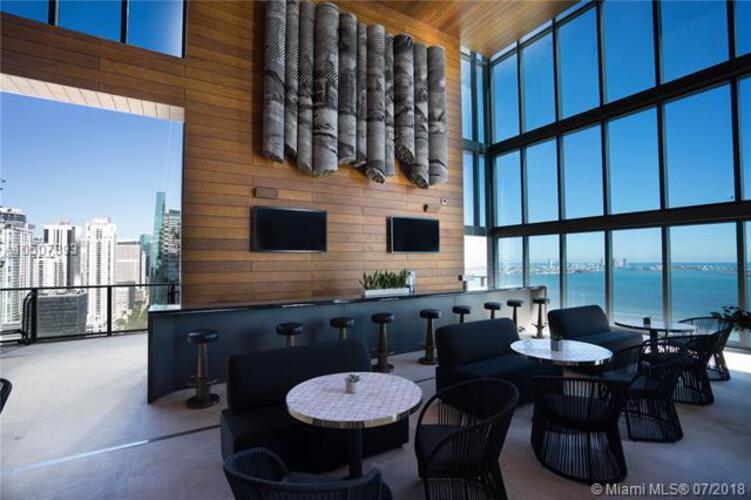 1451 Brickell Avenue, Miami, FL 33131, Echo Brickell #1701, Brickell, Miami A10507893 image #49