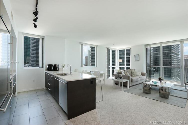 500 Brickell Avenue and 55 SE 6 Street, Miami, FL 33131, 500 Brickell #1801, Brickell, Miami A10508465 image #1