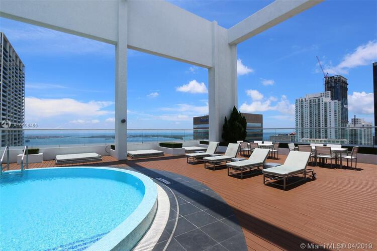 500 Brickell Avenue and 55 SE 6 Street, Miami, FL 33131, 500 Brickell #1801, Brickell, Miami A10508465 image #22