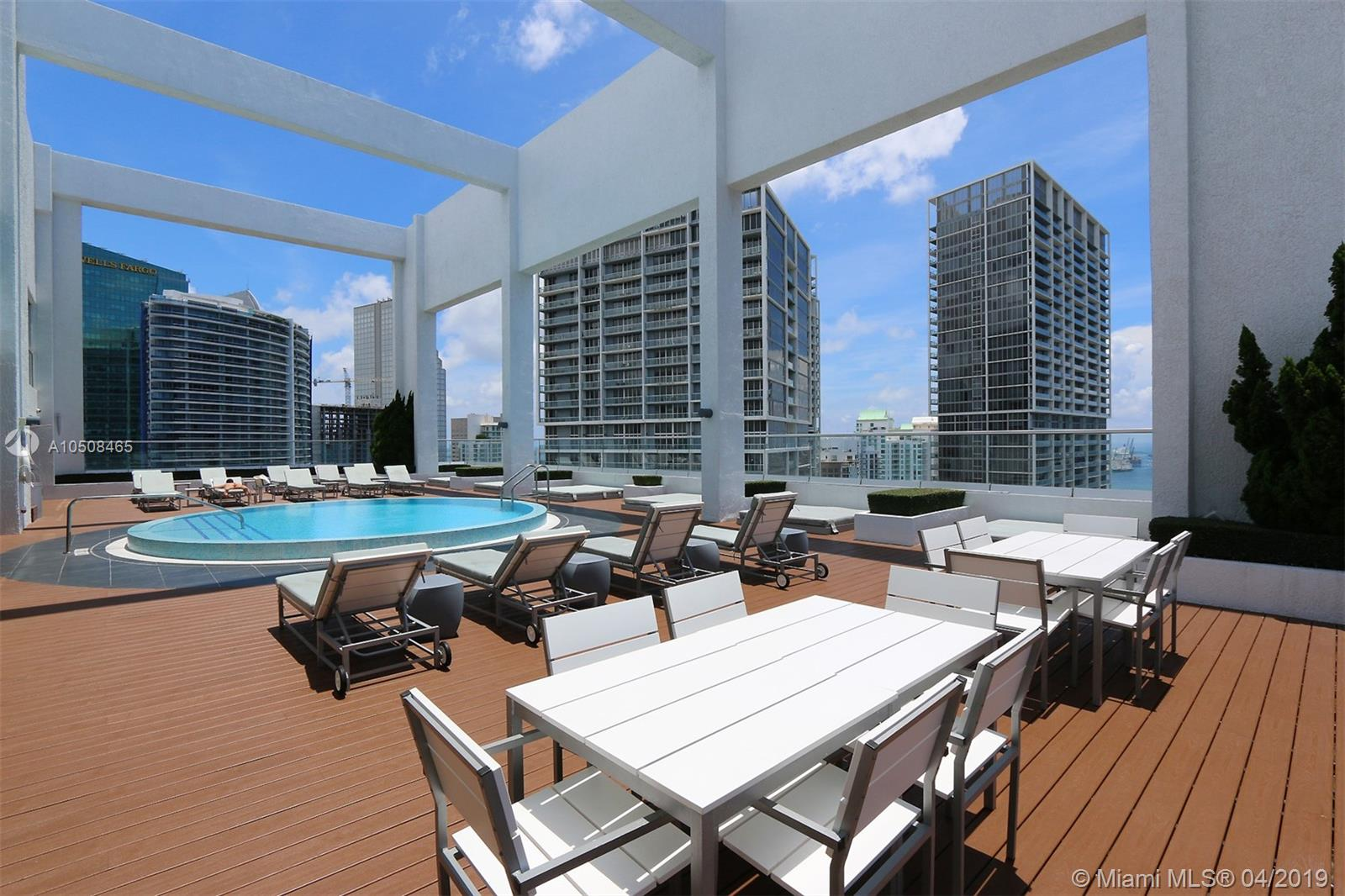 500 Brickell Avenue and 55 SE 6 Street, Miami, FL 33131, 500 Brickell #1801, Brickell, Miami A10508465 image #23