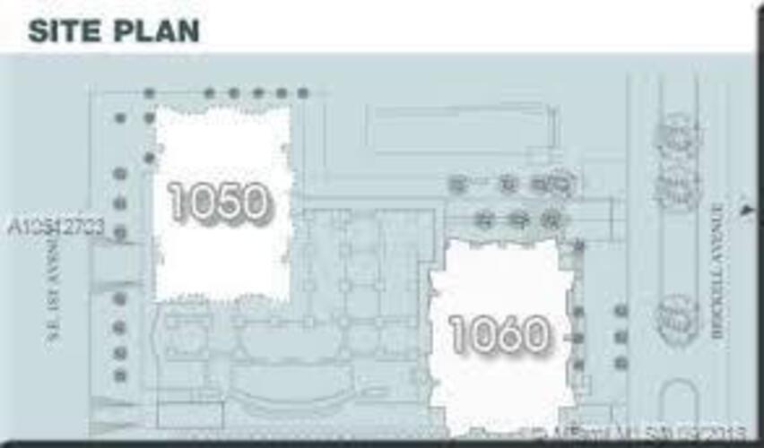 1050 Brickell Ave & 1060 Brickell Avenue, Miami FL 33131, Avenue 1060 Brickell #3007, Brickell, Miami A10512703 image #35